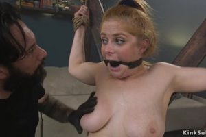 1005865 Husband Flogs And Fucks Busty Wife