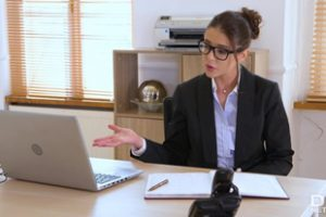 1006806 Sybil A Horny During Office Hours