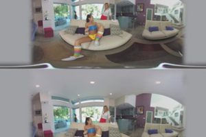 1018475 Vr 360 Lily Adams Alexis Fawx Share A Massage And A
