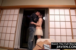 Japanese Teen Fucked By Stepdaddy