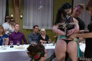 1023109 Food Fetish And Anal Sex In Public