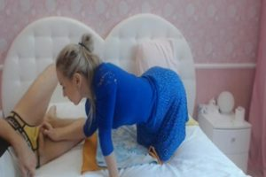 1030934 Passionate Couple Show A Lovely And Sweet Pleasure Live