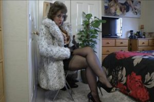 1045856 Stockingsbabexxx E096 Pearls And Fur