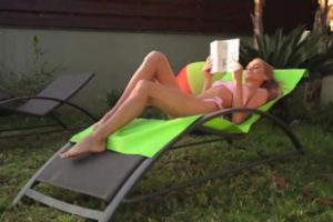1184329 Nancy Ace Backyard Tanning And Pussy Play