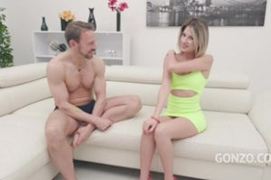 1185105 Rebecca Volpetti Returns To Gonzo Studio To Get Her Ass