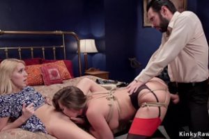 1188305 Married Couple Fucks With Pro Slave