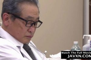 1193632 Japanese Babe Gets A Horny Doctor