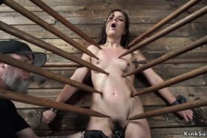 1211640 Small Tits Slave In Vampire Trap
