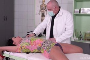 1232105 Anissa Kate Fucked By A Kinky Old Doctor