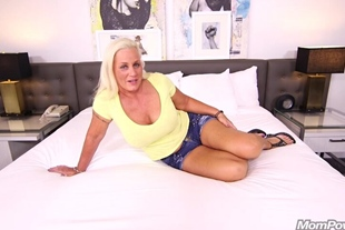 Kathy 53 years old mom anal