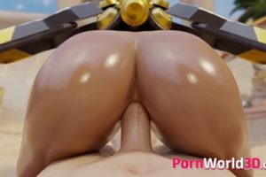 1342994 Sweet Girls From Overwatch Gets A Nice Pounding From Behind