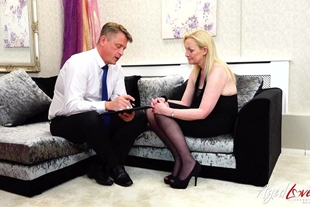 AgedLovE · Suzie is Fucked by Handy Businessman Marc