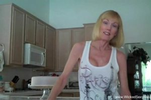 604729 Amateur Granny Fucked At Her House