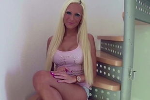 German Pornstar Dolly Get Anal Fucked Threesome and Fac