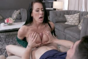 978660 Reagan Foxx Wild Dick Ride With Stepson