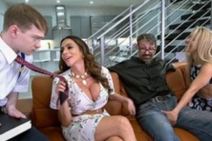 Filthyfamily Ariella Ferrera Lilly Ford Squirter And Stepmom Worship A Cock Xvideoshits.com Video