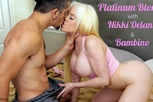 Nfbusty Nikki Delano Platinum Blonde Xvideoshits.com Video