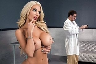 PornstarsLikeItBig · Nicolette Shea · Thawed Out And Horny