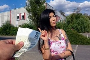 Publicagent Akasha Coliun Hot Asian Chick Loves Girthy Cock Xvideoshits.com Video