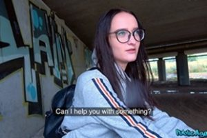 Publicagent Sasha Sparrow Hot Czech Body Fucked Under Bridge Xvideoshits.com Video