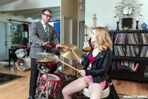 Sneakysex Abby Adams Pound Her Drums Xvideoshits.com Video