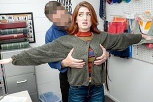 Under the Sweater · Aria Carson · Shoplyfter