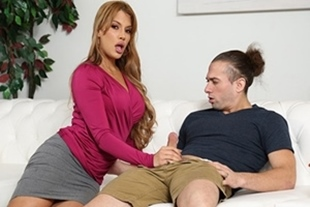Family Hookups · Mercedes Carrerra · Handy Stepmom Cums To The Rescue