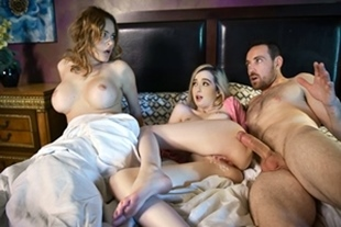 Family Strokes · Lexi lore · Stepdads Cumshot Lullaby