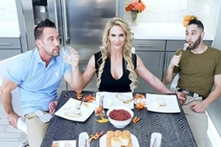 Family Strokes · Phoenix Marie · Army Boy Meets Busty Stepmom For Thanksgiving