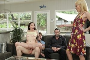 Familyswap Leia Rae Tiffany Fox Video