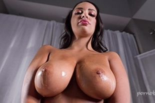 BabyGotBoobs · Cumming By Candle Light
