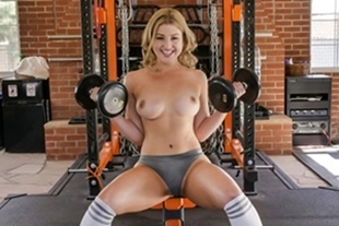 TheRealWorkout · Cooling Off With A Cum Facial