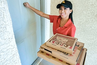 LittleAsians · Ember Snow: Delivery Girl