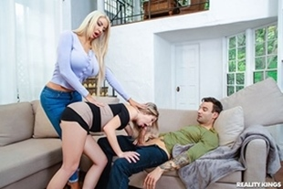 Moms Bang Teens · Nicolette Shea, Vienna Rose · Dick Pic Interference