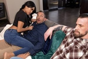 Realwifestories Ember Snow The Silent Treatment Video