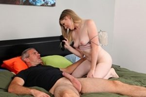 Stepsiblingscaught Nikki Sweet Teaching Daddy A Lesson Video