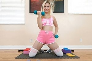 Therealworkout Aria Banks Deep Workout Sesh Video